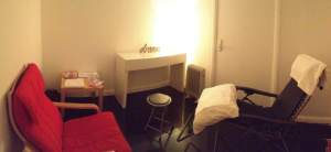 High St Spa room.